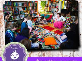 As livrarias e a formação do bebê leitor