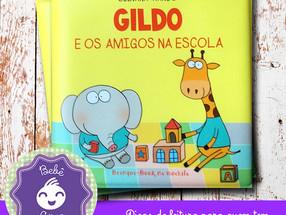 """Resenha: """"Gildo e os amigos na escola"""""""