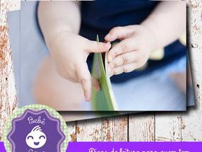 O que realmente ganha uma criança quando é presenteada com um livro?