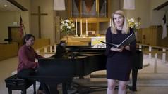 Bach's Ich wunschte mir den Tod (2019)