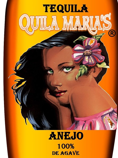 Tequila Quila Maria's Anejo (aged)