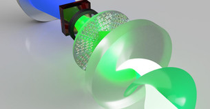 New metasurface laser produces world's first super-chiral light