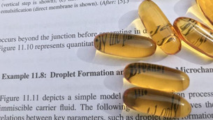 Promising new method for producing tiny liquid capsules