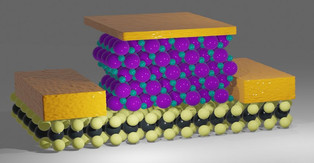 New materials for extra thin computer chips