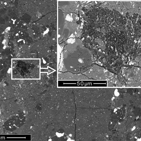 NRL researchers find insights into the formation of the solar system in ancient comet dust