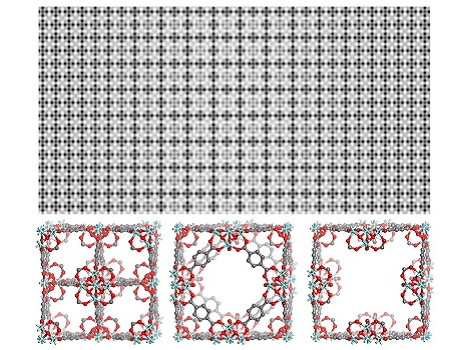 Imperfection is OK for better MOFs