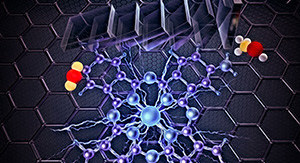 An electron highway headed for methanol
