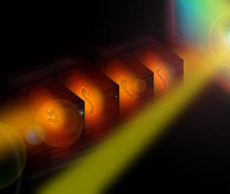 New detection method turns silicon cameras into mid-infrared detectors
