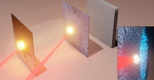 Imaging magnetic instabilities using laser accelerated protons