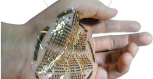 Two steps closer to flexible, powerful, fast bioelectronic devices