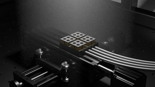 3D-printed system speeds up solar cell testing from hours to minutes