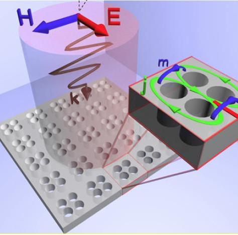 NUST MISIS scientists present metamaterial for solar cells and nanooptics