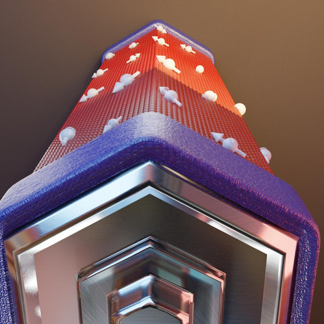 A phase battery for quantum technologies