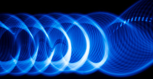 Light, sound, action: Extending the life of acoustic waves on microchips