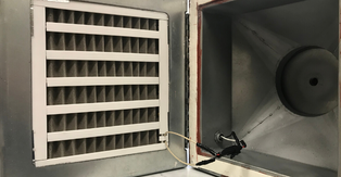 Researchers create air filter that can kill the coronavirus