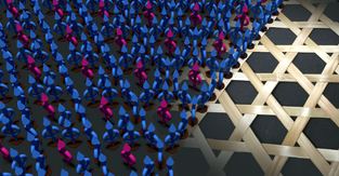 From Japanese basket weaving art to nanotechnology with ion beams