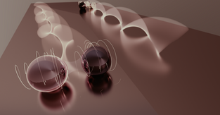 New measurements reveal evidence of elusive particles in a newly-discovered superconductor