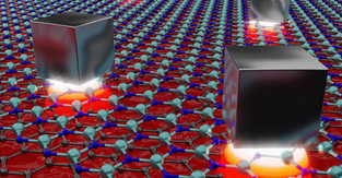 Smallest cavity for light realized by graphene plasmons