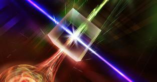Entanglement sent over 50 km of optical fiber