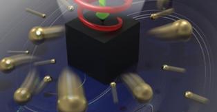 Optical 'nanomixer': Scientists propose new method for mixing liquids