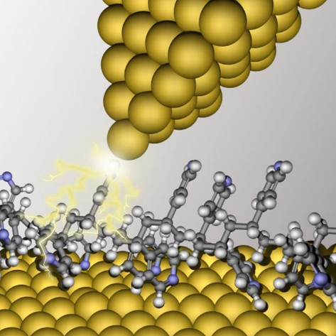 How small can they get? Polymers may be the key to single-molecule electronic devices
