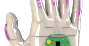 Wearable-tech glove translates sign language into speech in real time