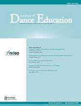 Taylor Francis Journal of Dance Educatio