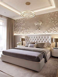 curtains shops in dubai that have customised bedframes