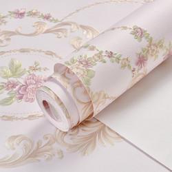 Floral pink Al Noor C & C