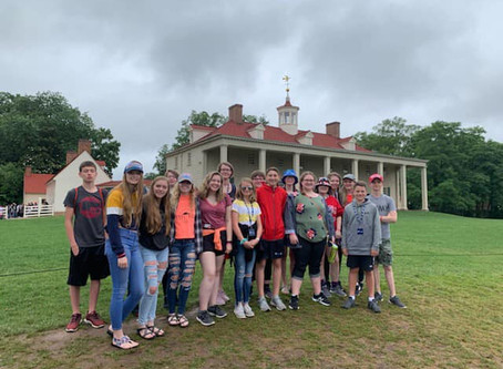 Lutheran High Tours Washington D.C.