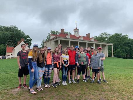Lutheran High Tours Washington D.C.