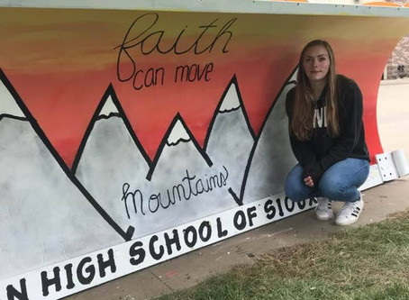 """Paint the Plows"" Program Displays Lutheran High Artwork"