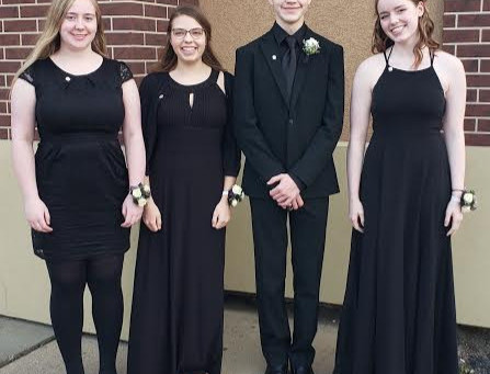 Fall Musical Achievements for Lutheran High Students