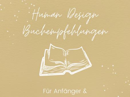 Human Design Buchempfehlungen