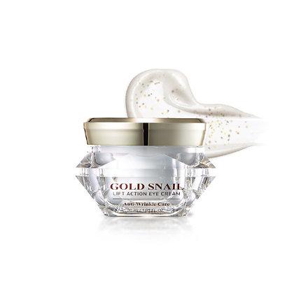 Gold Snail Lift Action Eye Cream (30ml)