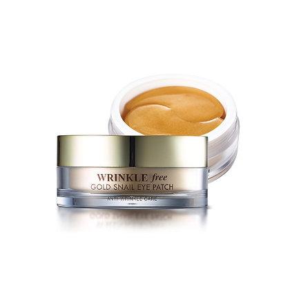 Wrinkle Free Gold Snail Eye Patch (60 pcs)