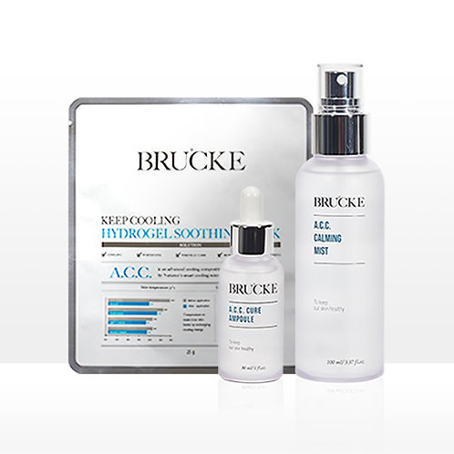 BRUCKE Trouble Intensive Care Set