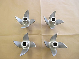 Stainless Steel Chopper Blades