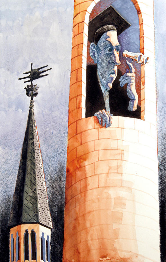 The Ivory Tower