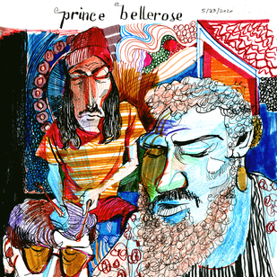 Band Poster for Prince Bellerose