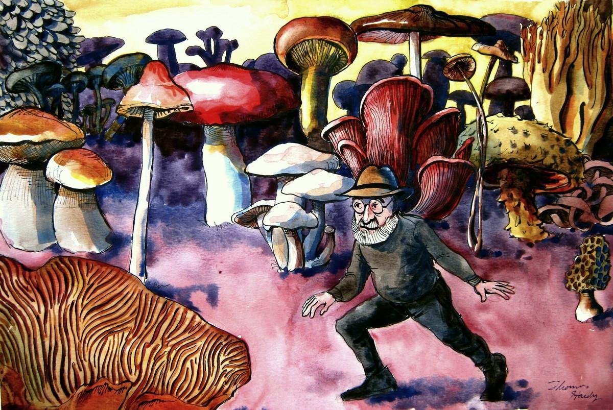Paul Stamets, Mycologist Extraordinaire