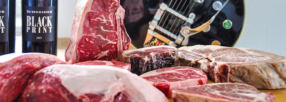 Make Steak, Not War