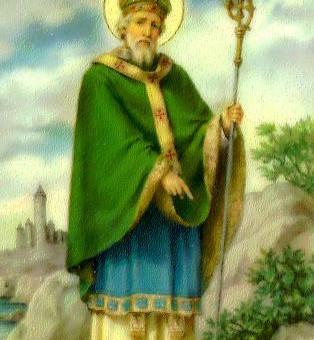Lorica of Saint Patrick