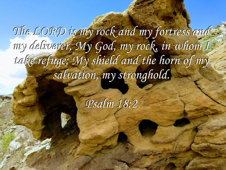 The Lord My Fortress