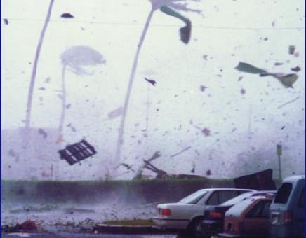 Horrific Winds Coming