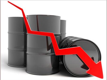 Oil Crash Dream