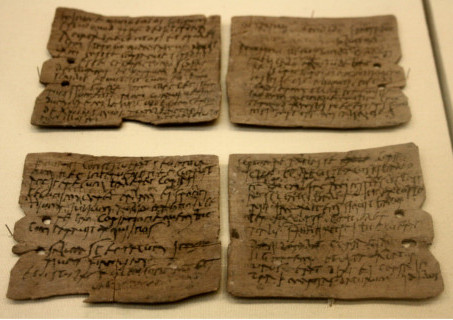 NEWLY-FOUND DOCUMENT HOLDS EYEWITNESS ACCOUNT OF JESUS PERFORMING MIRACLE