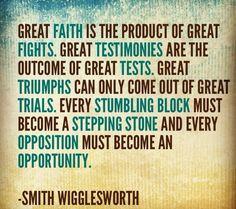 Great Faith