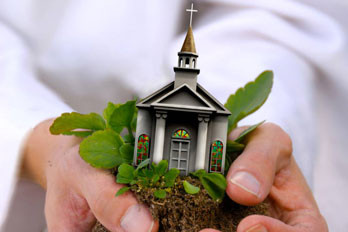 Planted in God's House