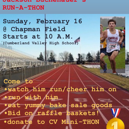 Help Local High School Student Raise Money For Pediatric Cancer!
